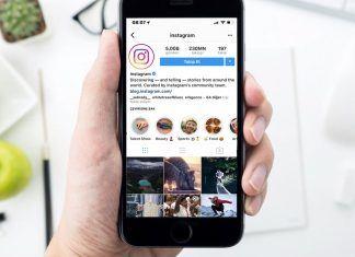 Instagram'da son görülme