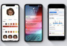 iOS 12 Yeni Özellikler