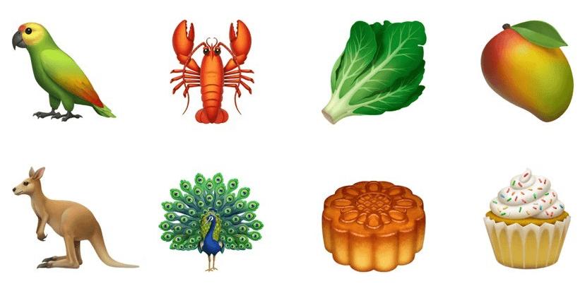 iOS 12 Yeni Emojiler
