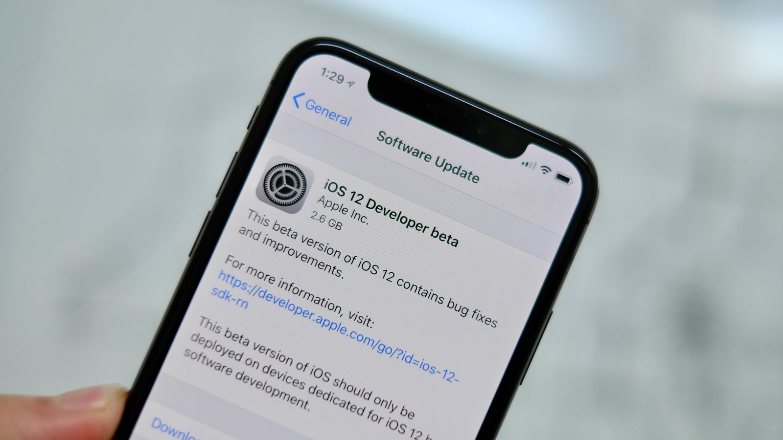 İki Android Özelliği iOS 12'de