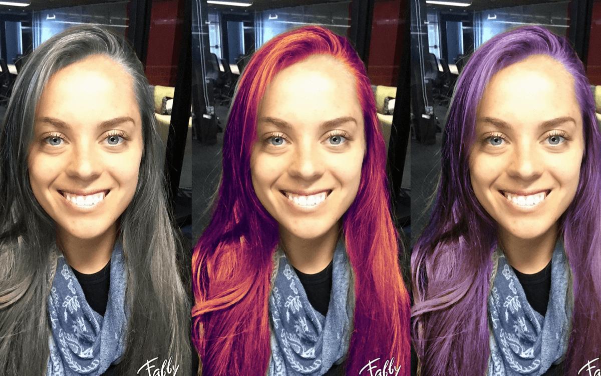 Fabby Hair ile Saç Renginizi Ücretsiz Değiştirin