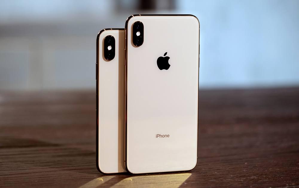 iPhone XS düşürme testi