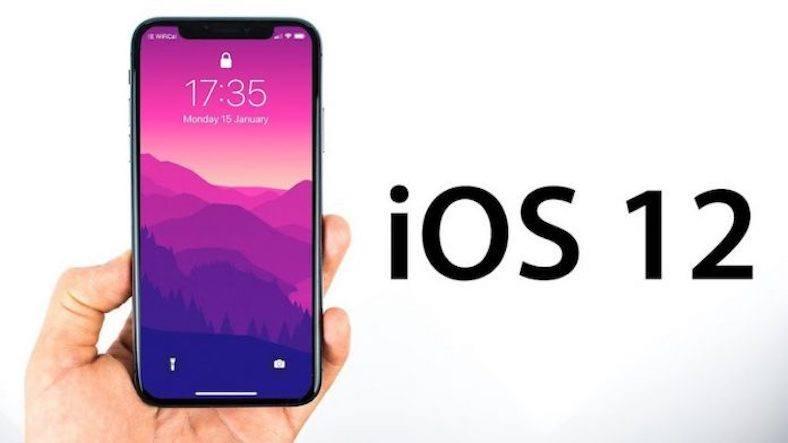 iOS 12 Eylül'de
