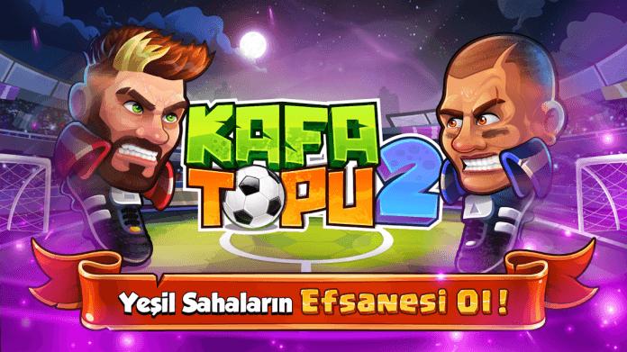 Kafa Topu 2: Futbol Tutkunlarına Özel Oyun