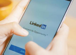 LinkedIn, Snapchat filtresi