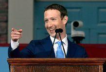 Facebook'un Kurucusu Zuckerberg