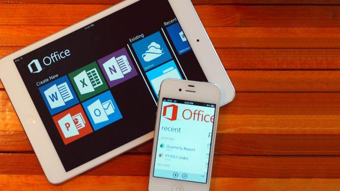 Microsoft Office Mobil