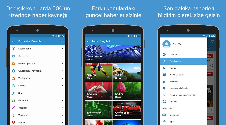 Nabız App