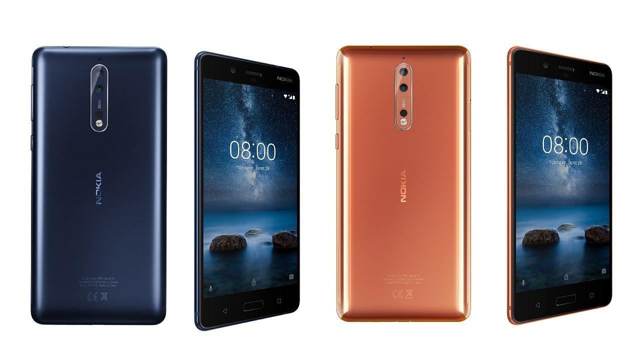 Nokia 7.1 Plus Çentik Ekran