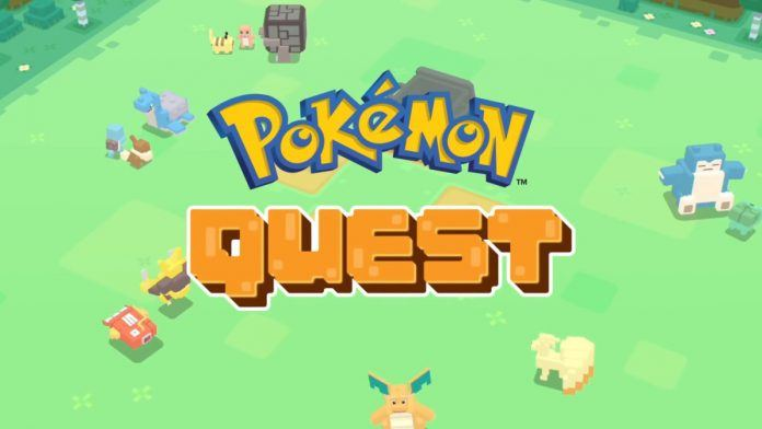 Pokemon Quest iOS ve Android