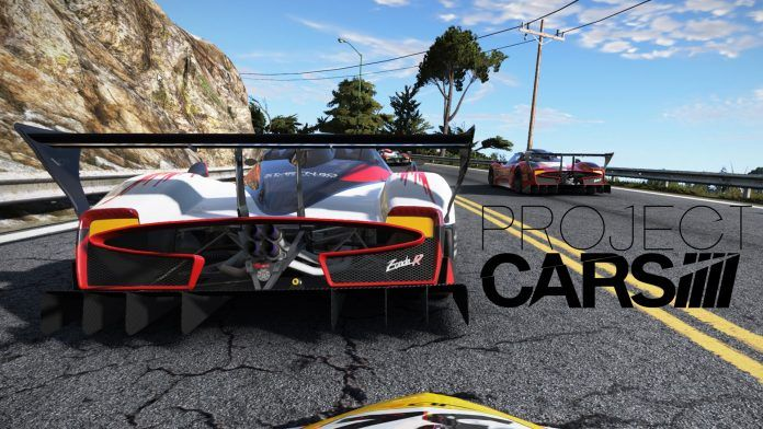 Project Cars Mobil