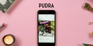 Pudra uygulaması