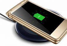 Samsung kapaklı telefon