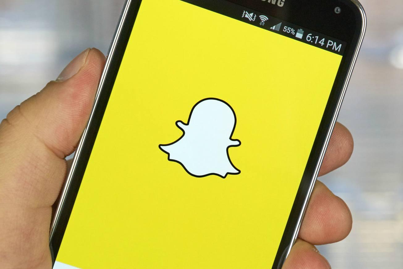 Snapchat'in Eleştirilen Arayüzü
