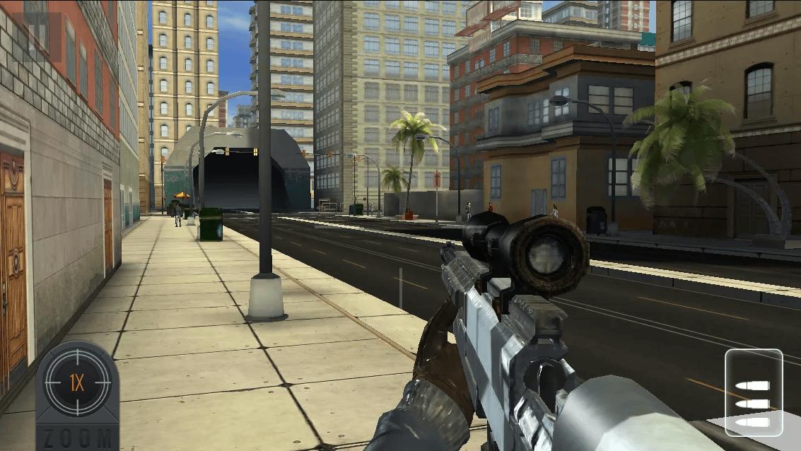 popüler oyunlar 2018 mobil oyunlar Sniper 3D assassin