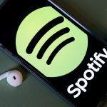 Spotify düşüş