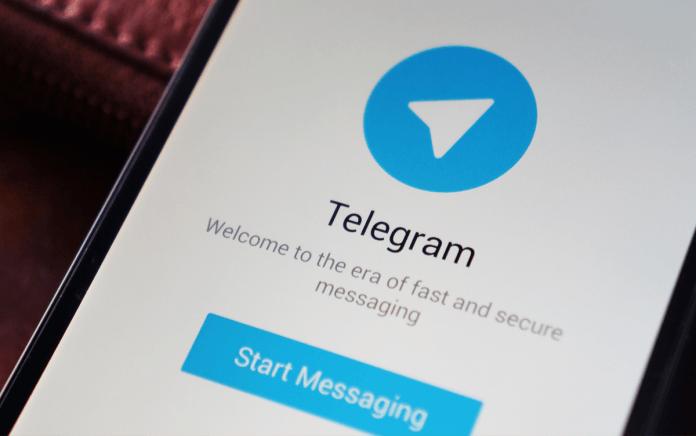 Telegram Güncellemesi