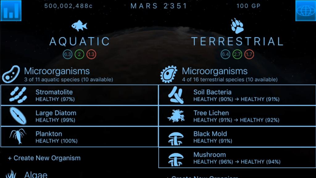 terragenesis biyoloji