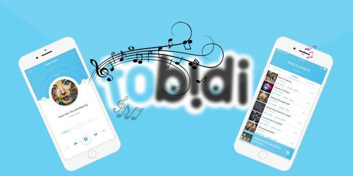 tobidi - music video streamer kapak