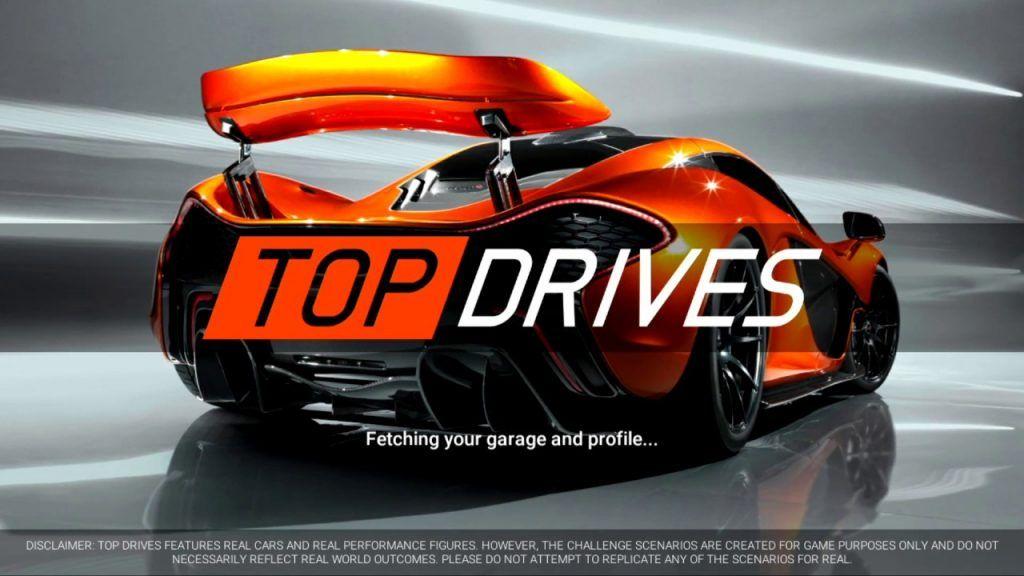 ücretsiz oyunlar Top Drives