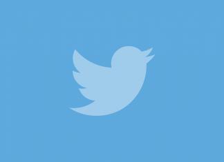 Twitter Yer İmleri Logo Bird