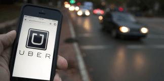 Uber Mobil Uygulama