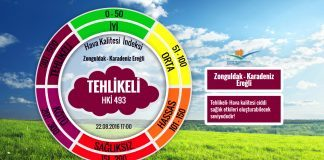 Ulusal Hava Kalitesi Izleme Ağı