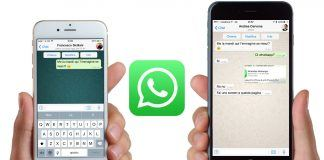 Whatsapp iPhone