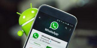 WhatsApp Resim ve Videoları Galeride
