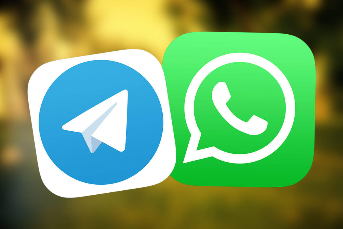 Fransa WhatsApp ve Telegram