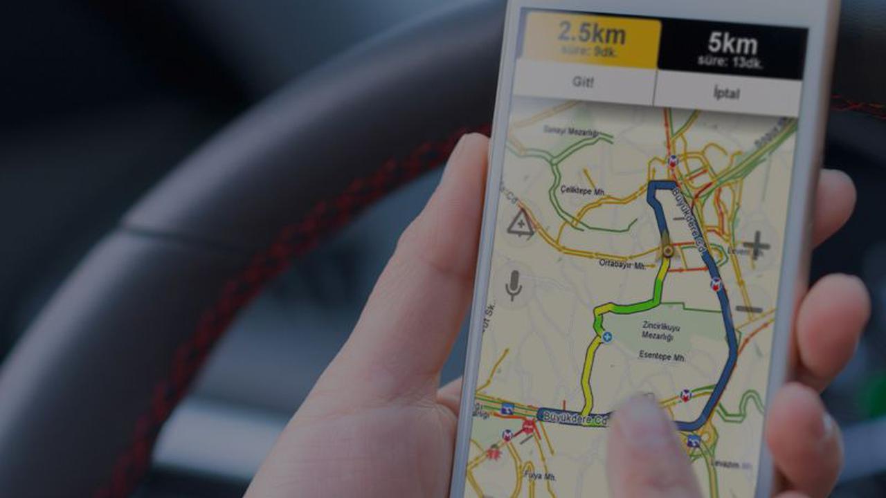 Yandex Navigasyon Bayram