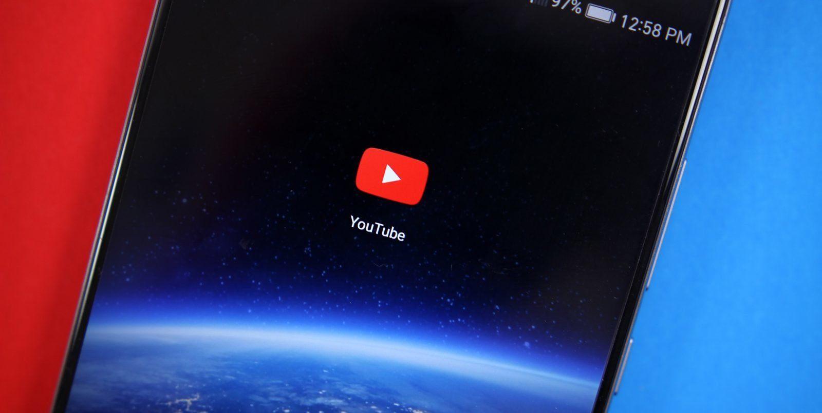 Yeni YouTube Oynatıcısı Android