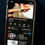 YouTube Android Koyu Mod Özelliği