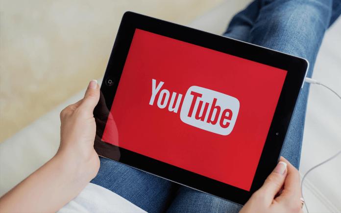 YouTube ekran sorunu