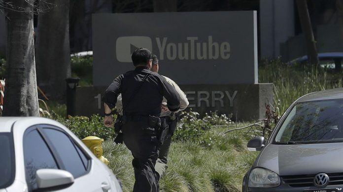 YouTube Genel Merkezi'ne Saldırı